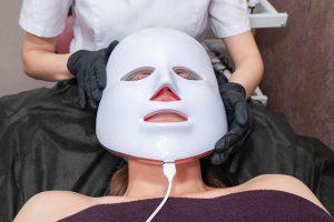 Masque LED pour le visage
