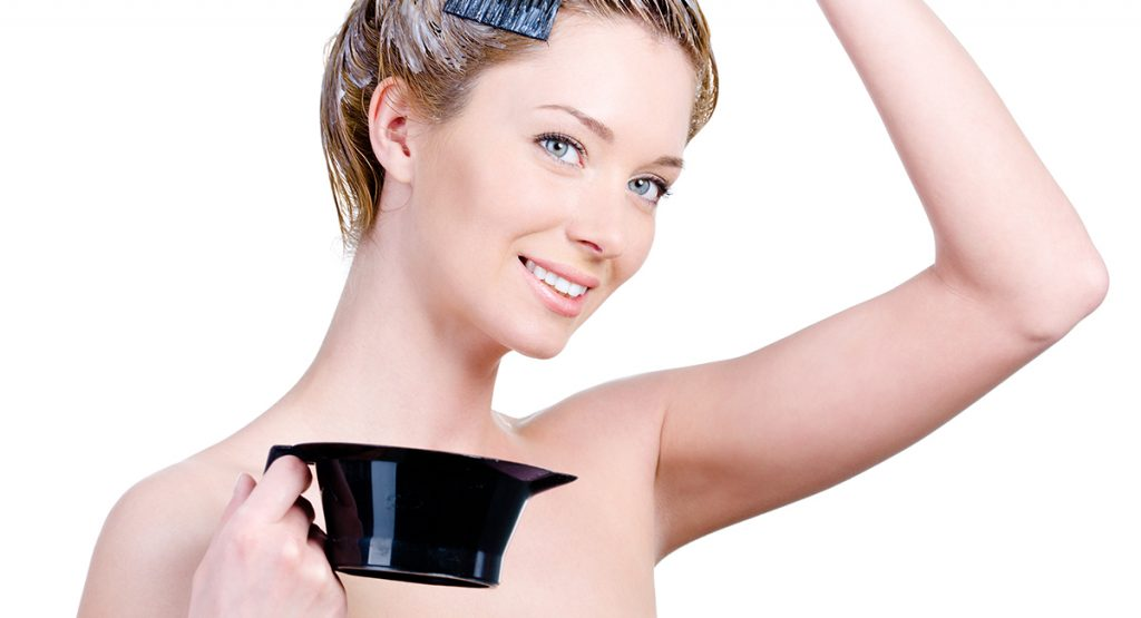 Comment enlever la couleur des cheveux sur la peau